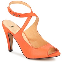 Schoenen Dames Sandalen / Open schoenen D.Co Copenhagen MARISSA Oranje