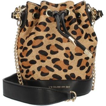 Tassen Dames Handtassen kort hengsel Pash Bag DOROTHYFUNNYFACE Spotted
