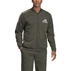 Textiel Heren Trainings jassen adidas Originals  Groen