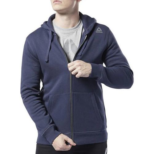Textiel Heren Sweaters / Sweatshirts Reebok Sport  Blauw