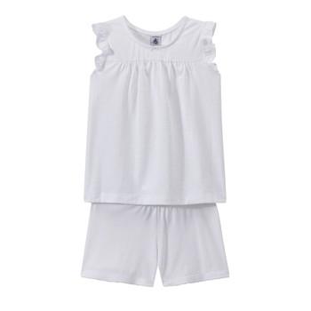 Textiel Meisjes Pyjama's / nachthemden Petit Bateau FRIDGET Multicolour