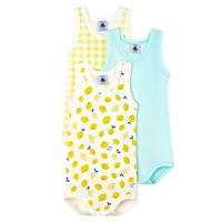 Textiel Jongens Pyjama's / nachthemden Petit Bateau MOLIU Multicolour