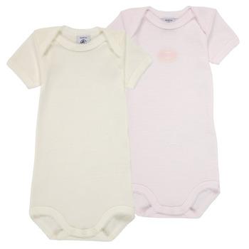Textiel Meisjes Pyjama's / nachthemden Petit Bateau A00AD-00 Multicolour