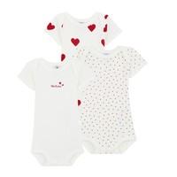 Textiel Meisjes Pyjama's / nachthemden Petit Bateau A00BB-00 Multicolour