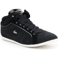 Schoenen Dames Lage sneakers Lacoste Missano MID W6 SRW 7-27SRW1201024 black