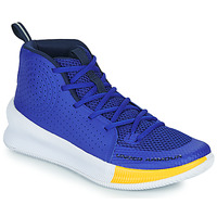 Schoenen Heren Basketbal Under Armour JET Blauw