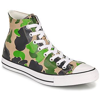 Schoenen Heren Hoge sneakers Converse CHUCK TAYLOR ALL STAR ARCHIVE PRINT  HI Camouflage