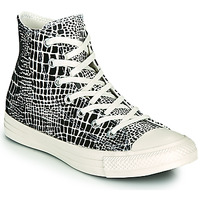 Schoenen Dames Hoge sneakers Converse CHUCK TAYLOR ALL STAR DIGITAL DAZE HI Zwart / Beige