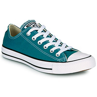 Schoenen Dames Lage sneakers Converse CHUCK TAYLOR ALL STAR SEASONAL COLOR OX Blauw