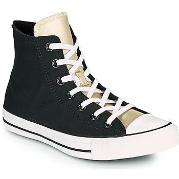 Schoenen Dames Hoge sneakers Converse CHUCK TAYLOR ALL STAR ANODIZED METALS HI Zwart