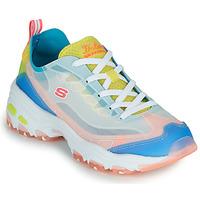 Schoenen Dames Lage sneakers Skechers D'LITES FRESH AIR Multicolour