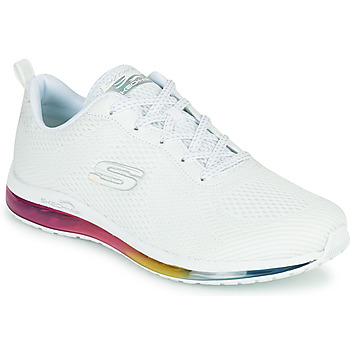 Schoenen Dames Lage sneakers Skechers SKECH-AIR ELEMENT Wit
