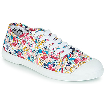 Schoenen Dames Lage sneakers Le Temps des Cerises BASIC 02 Multicolour