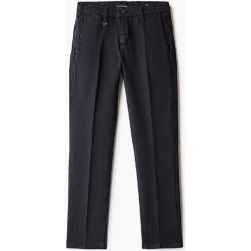 Textiel Jongens 5 zakken broeken Antony Morato MKTR00166-800120 Nero