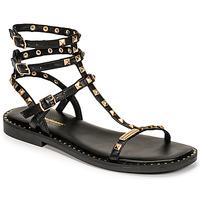 Schoenen Dames Sandalen / Open schoenen Les Tropéziennes par M Belarbi CORALIE Zwart