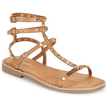 Schoenen Dames Sandalen / Open schoenen Les Tropéziennes par M Belarbi CORALIE Bruin