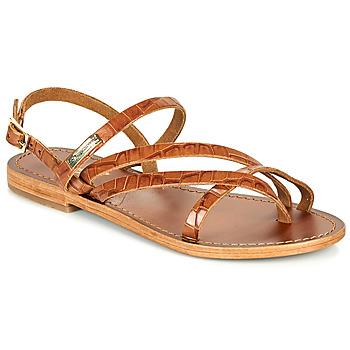 Schoenen Dames Sandalen / Open schoenen Les Tropéziennes par M Belarbi OLEPO Bruin