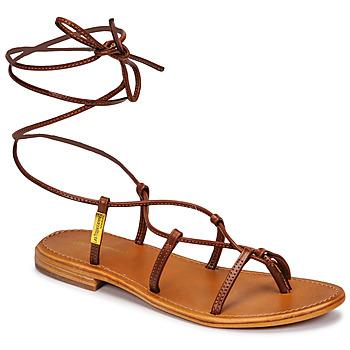 Schoenen Dames Sandalen / Open schoenen Les Tropéziennes par M Belarbi HELLEN Bruin