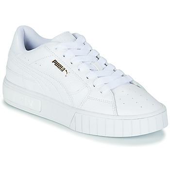 Schoenen Dames Lage sneakers Puma CALI FAME Wit