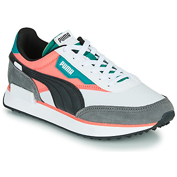 Schoenen Dames Lage sneakers Puma FUTURE RIDER PLAY ON Multicolour