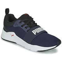 Schoenen Heren Lage sneakers Puma WIRED Blauw