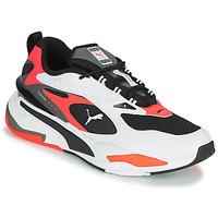 Schoenen Heren Lage sneakers Puma RS FAST Wit / Zwart / Rood