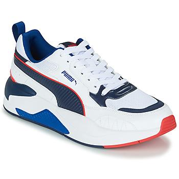 Schoenen Heren Lage sneakers Puma XRAY2 Wit / Zwart / Blauw