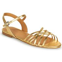 Schoenen Dames Sandalen / Open schoenen Emma Go SASKIA Goud