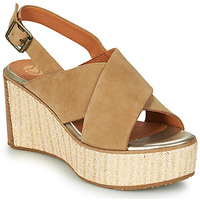Schoenen Dames Sandalen / Open schoenen Mam'Zelle MEDINA Beige