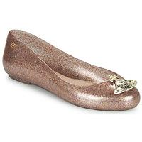 Schoenen Dames Ballerina's Melissa VIVIENNE WESTWOOD ANGLOMANIA - SWEET LOVE II Roze