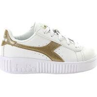 Schoenen Kinderen Sneakers Diadora game step ps c1070 Goud