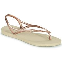Schoenen Dames Sandalen / Open schoenen Havaianas SUNNY II Beige