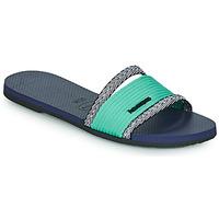 Schoenen Dames Sandalen / Open schoenen Havaianas YOU TRANCOSO Blauw
