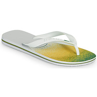 Schoenen Teenslippers Havaianas BRASIL FRESH Wit