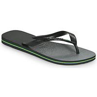 Schoenen Teenslippers Havaianas BRASIL FRESH Zwart