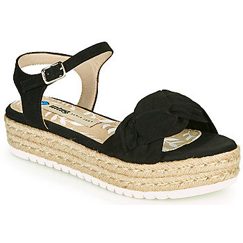 Schoenen Dames Sandalen / Open schoenen MTNG 50687 Zwart