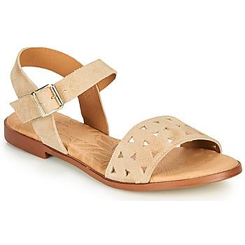 Schoenen Dames Sandalen / Open schoenen MTNG 51062 Beige