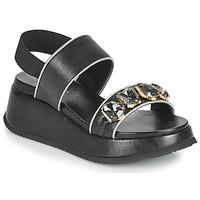 Schoenen Dames Sandalen / Open schoenen Tosca Blu BLENDA Zwart
