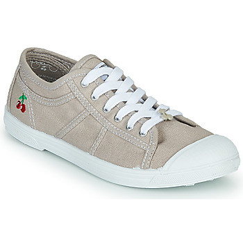 Schoenen Dames Lage sneakers Le Temps des Cerises BASIC LACE Parel