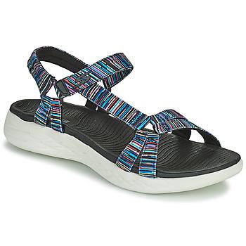 Schoenen Dames Sandalen / Open schoenen Skechers ON THE GO 600 ELECTRIC Multi