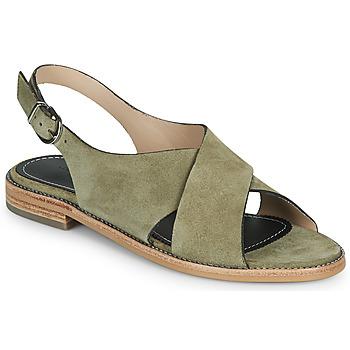 Schoenen Dames Sandalen / Open schoenen Muratti RAVILLOLES Kaki