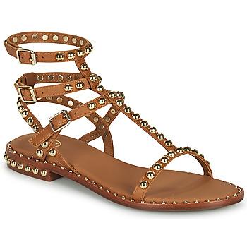 Schoenen Dames Sandalen / Open schoenen Ash PLAY Bruin