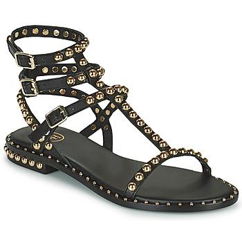 Schoenen Dames Sandalen / Open schoenen Ash PLAY Zwart