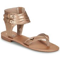 Schoenen Dames Sandalen / Open schoenen Les Petites Bombes VALENTINE Roze