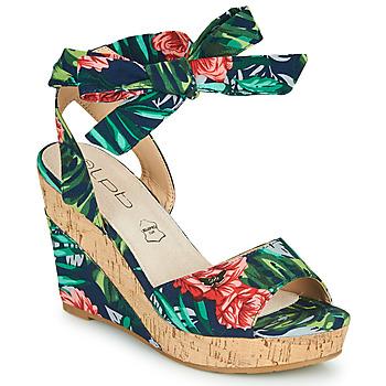 Schoenen Dames Sandalen / Open schoenen Les Petites Bombes BELA Multicolour