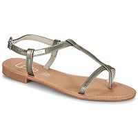 Schoenen Dames Sandalen / Open schoenen Les Petites Bombes BULLE Grijs
