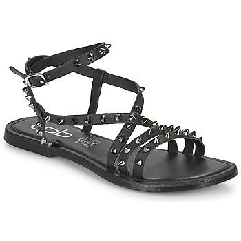 Schoenen Dames Sandalen / Open schoenen Les Petites Bombes BEATA Zwart