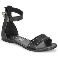 Schoenen Dames Sandalen / Open schoenen Les Petites Bombes BRANKA Zwart