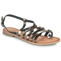 Schoenen Dames Sandalen / Open schoenen Les Petites Bombes BRENDA Grijs