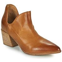 Schoenen Dames Low boots Moma OSTUMI Bruin